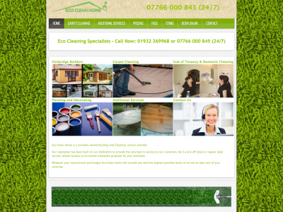 eco-cleanhome.co.uk