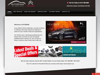 AutobaseGB.com Citroën UK
