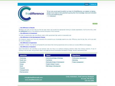 Cthedifferencellc.com USA